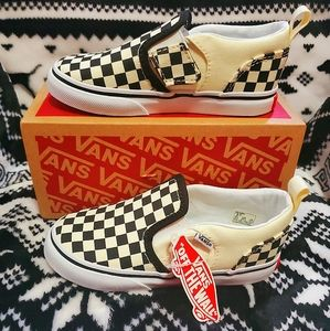 Vans Sneakers NWT Toddler Size 9